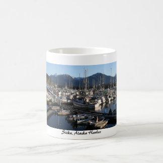 Beautiful America Classic White Coffee Mug