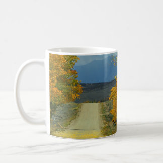 Beautiful America: Colorado Fall Classic White Coffee Mug