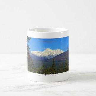 Beautiful America: Denali Classic White Coffee Mug