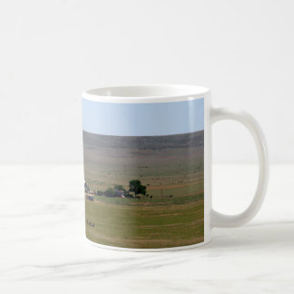 Beautiful America: Kansas Ranch Classic White Coffee Mug