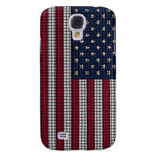 Beautiful American Flag - Pride USA Samsung Galaxy S4 Case
