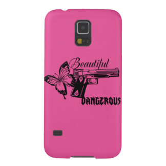 Beautiful and Dangerous Case For Galaxy S5