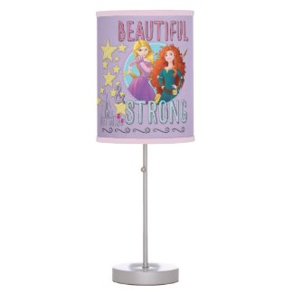 Beautiful and Strong Desk Lamp