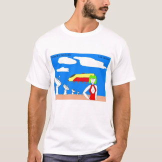 Beautiful Androids T-Shirt White