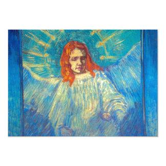 Beautiful Angel art glorious painting by Van Gogh Card