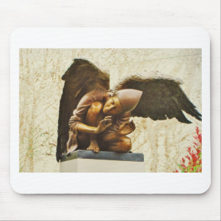 Beautiful Angel Mouse Pad