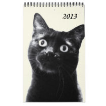 beautiful animals - calendar (single page)