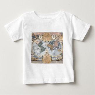 Beautiful Antique Atlas Map Infant T-shirt