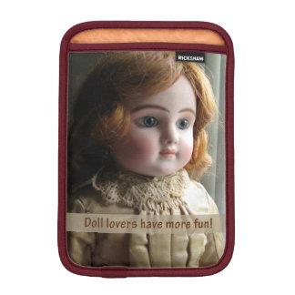 Beautiful Antique Steiner Doll iPad Mini Sleeve