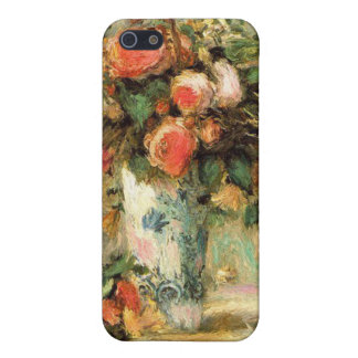 Beautiful Apple Covers, Flowers,Oil Paint iPhone SE/5/5s Case