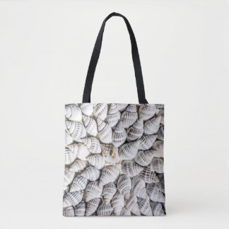 Beautiful arranges Shellfish Tote Bag
