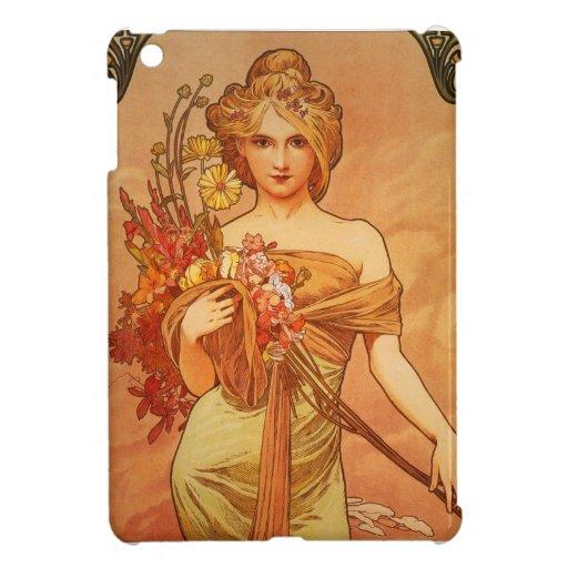 Beautiful Art Nouveau iPad Mini Case