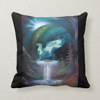 Beautiful art Two sided pillow