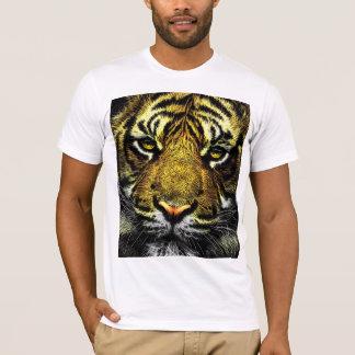Beautiful artistic tiger portrait T-Shirt
