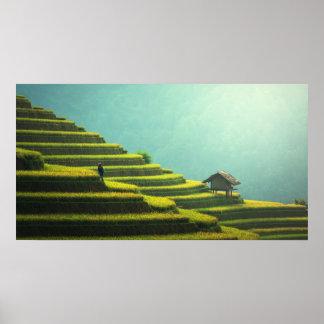 Beautiful Asia Poster