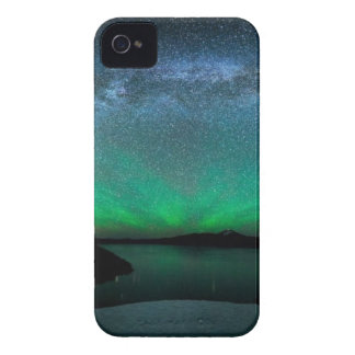 Beautiful Aurora Borealis / northern lights iPhone 4 Case-Mate Cases