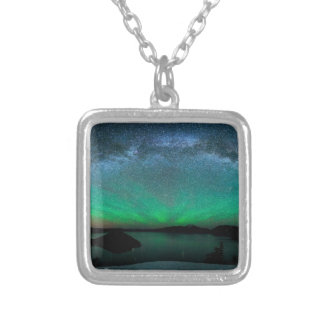 Beautiful Aurora Borealis northern lights Necklaces