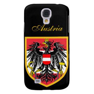 Beautiful Austria Flag Samsung Galaxy S4 Cover