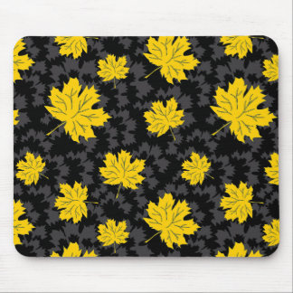 Beautiful autumn background mouse pad