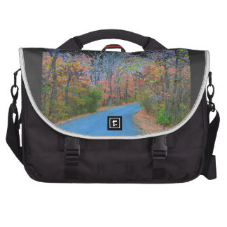 Beautiful Autumn Day Getaway Bags For Laptop