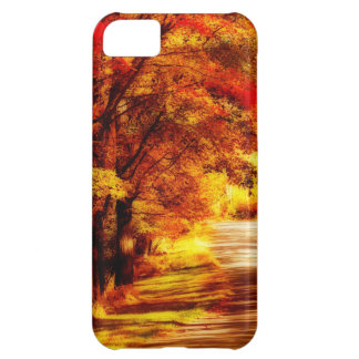Beautiful Autumn Day in the Poconos iPhone 5C Cover