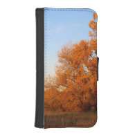 BEAUTIFUL AUTUMN DAY iPhone 5 WALLET