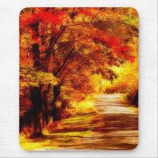 Beautiful Autumn Day Mousepad