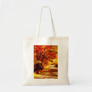 Beautiful Autumn Day Totebag Tote Bag