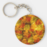 Beautiful Autumn Leaves Key Chains