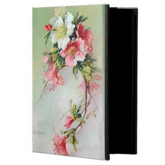 Beautiful Azaleas Vintage Art iPad Air Cover