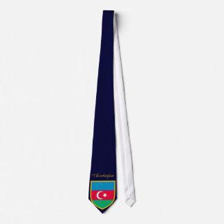 Beautiful Azerbaijan Flag Neck Tie