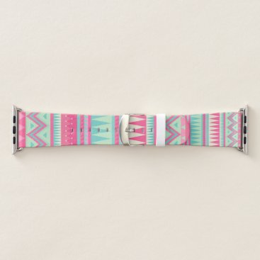 Aztec Themed Beautiful Aztec Pattern on Apple Watch Band