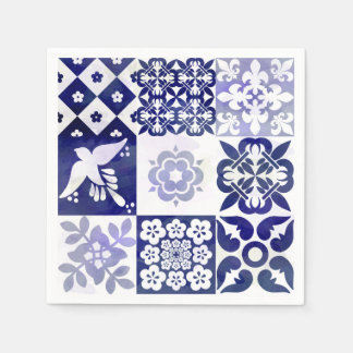 Beautiful Azulejos Napkin