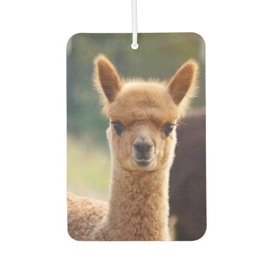 Beautiful Baby Alpaca Air Freshener