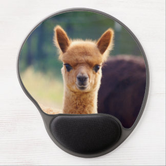 Beautiful Baby Alpaca Gel Mousepads
