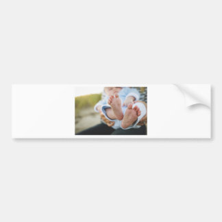 Beautiful Baby Boy Congratulations & Celebrations Bumper Sticker
