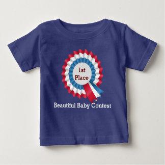 Beautiful Baby Contest - Baby T-shirt