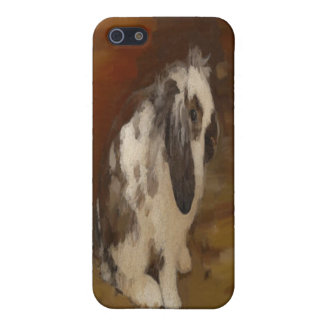 Beautiful, Baby Lop Eared Rabbit. Cover For iPhone SE/5/5s