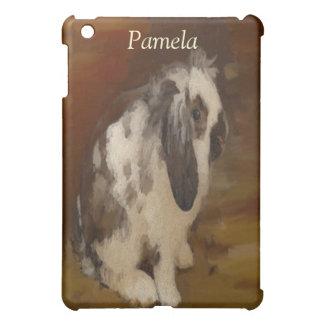 Beautiful Baby Lop Eared Rabbit iPad Mini Case