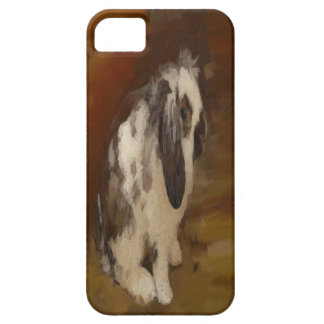 Beautiful Baby Lop Eared Rabbit. iPhone SE/5/5s Case