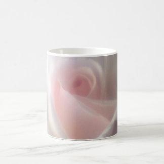 Beautiful Baby Pink Rose Mug