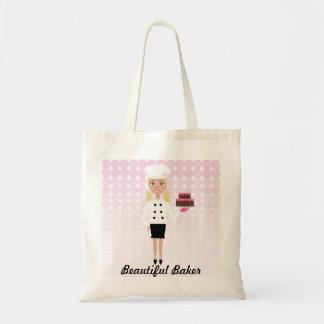 Beautiful Baker Bag Personalized