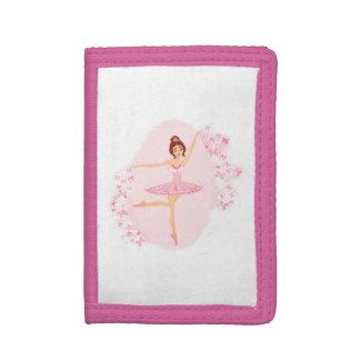 Beautiful ballerina wallet