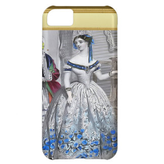 Beautiful ballgown iPhone 5C cover