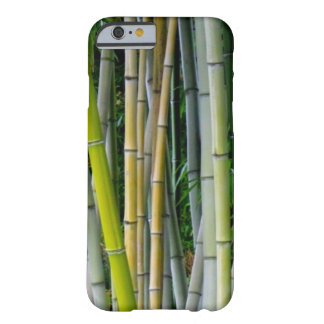 Beautiful bamboo grove barely there iPhone 6 case