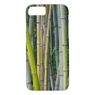 Beautiful bamboo grove iPhone 8/7 case
