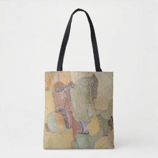 Beautiful bark. tote bag