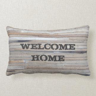 Beautiful Barnwood Pillow - Customize Text
