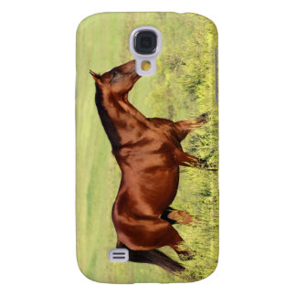 Beautiful Bay Horse Galaxy S4 Cover