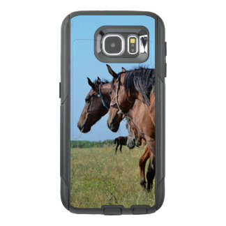 Beautiful Bay Horses OtterBox Samsung Galaxy S6 Case